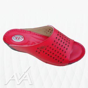 مدل آذر قرمز